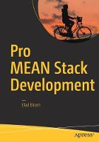 Pro MEAN Stack Development (Paperback)