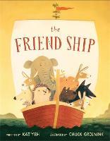 The Friend Ship (Hardback)
