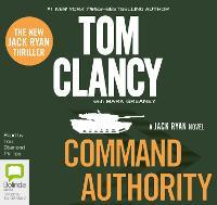 Command Authority - Jack Ryan 14 (CD-Audio)