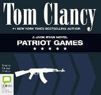 Patriot Games - Jack Ryan 1 (CD-Audio)