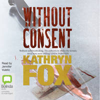 Without Consent - Dr Anya Crichton 2 (CD-Audio)