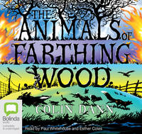 The Animals of Farthing Wood (CD-Audio)