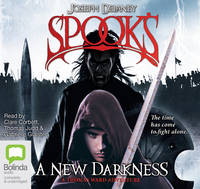 A New Darkness - Starblade Chronicles 1 (CD-Audio)