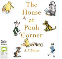 The House at Pooh Corner (CD-Audio)