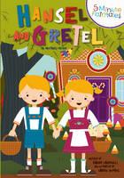 Hansel & Gretel - 5-Minute Fairytales (Hardback)