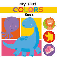 My First Colors Book (Board book)