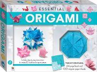 Essential Origami Landscape Tuck Box
