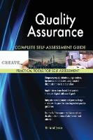 Quality Assurance Complete Self-Assessment Guide (Paperback)