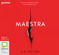 Maestra (CD-Audio)