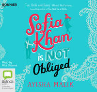 Sofia Khan is Not Obliged (CD-Audio)