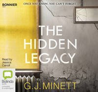 The Hidden Legacy: A Dark and Gripping Psychological Drama (CD-Audio)