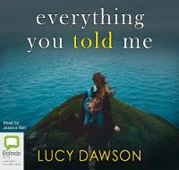 Everything You Told Me (CD-Audio)