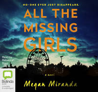 All the Missing Girls (CD-Audio)