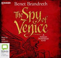 The Spy of Venice - William Shakespeare Thriller 1 (CD-Audio)