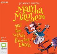 Martha Mayhem and the Witch from the Ditch - Martha Mayhem 1 (CD-Audio)