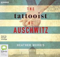 The Tattooist of Auschwitz (CD-Audio)