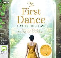 The First Dance (CD-Audio)