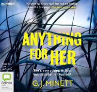 Anything for Her (CD-Audio)
