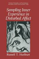 Sampling Inner Experience in Disturbed Affect - Emotions, Personality, and Psychotherapy (Paperback)