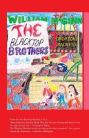 The Blacktop Brothers 3: Dropzone Madness (Paperback)
