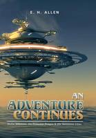 An Adventure Continues: Richie Millstone, the Firewater Dragon & the Gemstone Cities (Hardback)