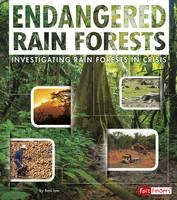 Rain Forests - Endangered Earth (Paperback)