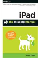 iPad: The Missing Manual 7e (Paperback)