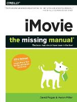 iMovie - The Missing Manual (Paperback)