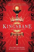 Kingsbane - The Empirium Trilogy (Hardback)