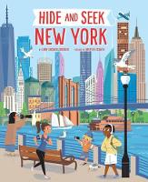 Hide and Seek New York City - Hide and Seek Regional Activity Books (Hardback)
