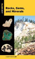 Rocks, Gems, and Minerals - Falcon Pocket Guides (Paperback)