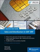 Sales and Distribution in SAP ERP: Business User Guide (Hardback)