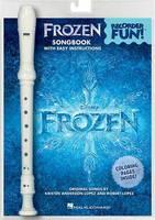 Frozen: Recorder Fun] (Paperback)