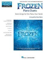 Frozen Piano Duets: Popular Songs Series (Book)