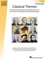 Classical Themes - Level 3: Hal Leonard Student Piano Library (Book)
