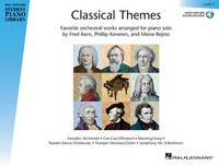 Hal Leonard Student Piano Library: Classical Themes Level 1 (Book/Online Audio) (Paperback)