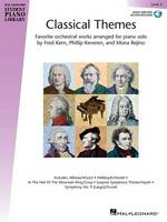 Hal Leonard Student Piano Library: Classical Themes Level 2 (Book/Online Audio) (Paperback)