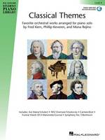 Classical Themes: Favorite Orchestral Works Arranged for Piano Solo by Fred Kern, Phillip Keveren, and Mona Rejino, Includes Downloadable Audio - Hal Leonard Student Piano Library, Level 4