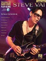 Guitar Play-Along Volume 193: Steve Vai (Book/Online Audio) (Paperback)