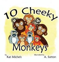 10 Cheeky Monkeys (Hardback)