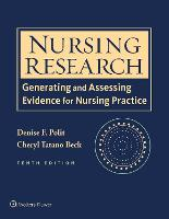 Nursing Research: Generating and Assessing Evidence for Nursing Practice (Paperback)