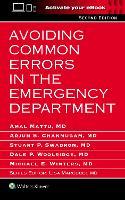 Avoiding Common Errors in the Emergency Department (Paperback)