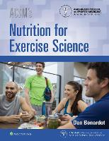 ACSM's Nutrition for Exercise Science - American College of Sports Medicine (Paperback)
