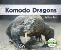 Komodo Dragons (Paperback)