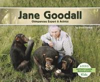 Jane Goodall: Chimpanzee Expert & Activist - History Maker Bios (Lerner) (Paperback)