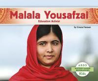 Malala Yousafzai: Education Activist - History Maker Bios (Lerner) (Paperback)
