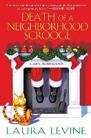 Death of a Neighborhood Scrooge - A Jaine Austen Mystery (Hardback)
