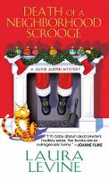 Death of a Neighborhood Scrooge - A Jaine Austen Mystery (Paperback)