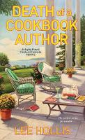 Death of a Cookbook Author - Hayley Powell Mystery (Paperback)
