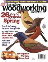 Scroll Saw Woodworking & Crafts Issue 78
